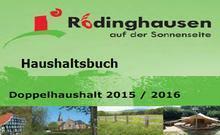 NKF in Rödinghausen - Die Seite zum Haushalt der Gemeinde Rödinghausen