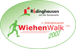 1. Rödinghauser WiehenWalk am 4. August 2007