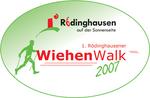 1. Rödinghauser WiehenWalk am 4. August 2007